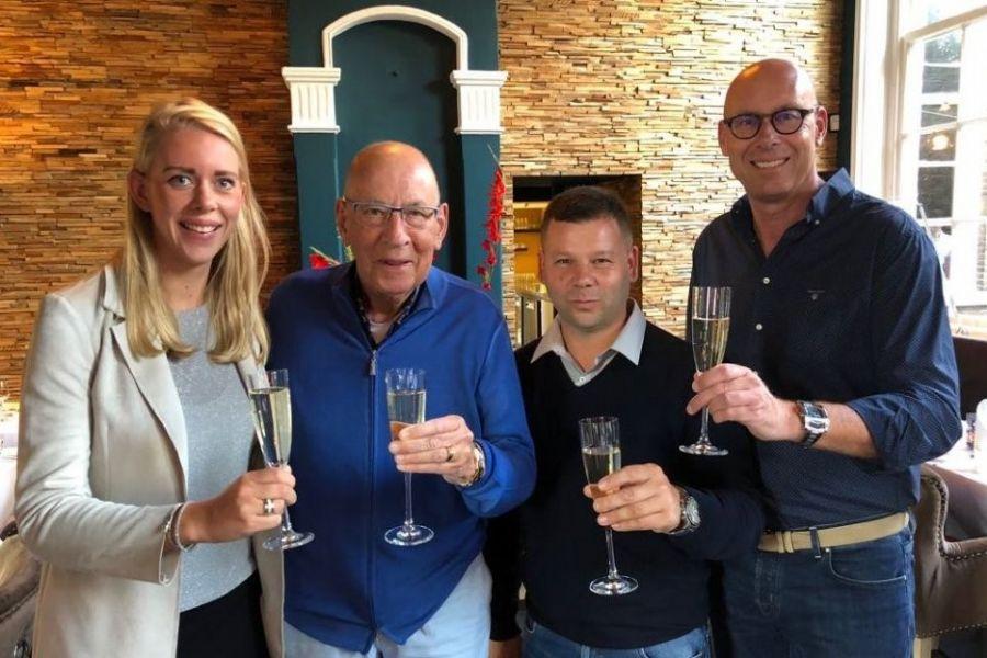 Lotte Eijerkamp - Winnaar  J36 Troyes