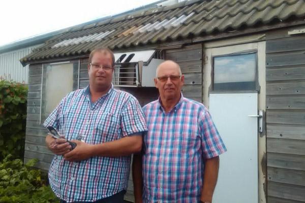 B. v. Holland & Zn. - Winnaar  A27 Dax