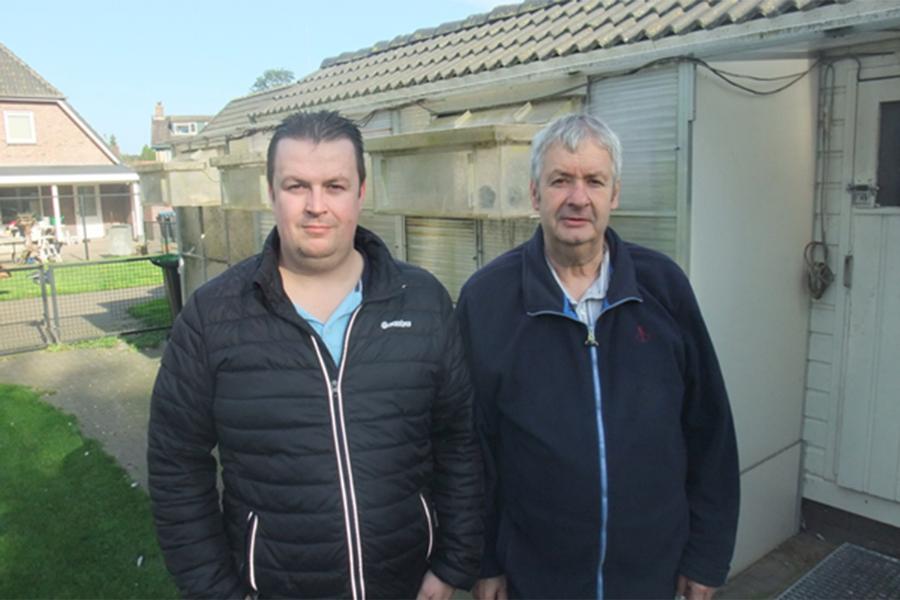 T. Koele & Zn - Winnaar  A22 Limoges